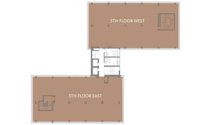 5th Floor (East)